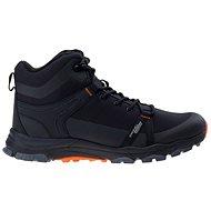 Hi-Tec Himba mid wp Black/Orange - Trekingové topánky