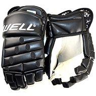 "Winnwell Pro Stock JR – Koža, Junior, 12"", tmavo modrá - Hokejové rukavice"