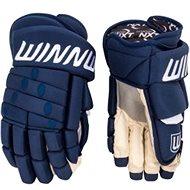 "Winnwell Pro Stock SR, Senior, 15"", tmavo modrá - Hokejové rukavice"