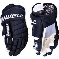 "Winnwell Pro Stock SR, Senior, 15"", modrá-biela - Hokejové rukavice"