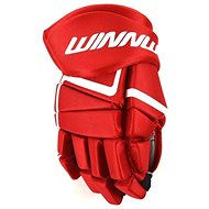 Winnwell Pro Stock SR, Senior, červená - Hokejové rukavice