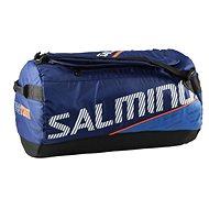 Salming Pro Tour Duffel Modrý/Oranžový - Batoh