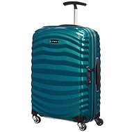 Samsonite SPINNER 55/20 Petrol Blue – LITE-SHOCK 1 - Cestovný kufor s TSA zámkom