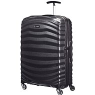 Samsonite SPINNER 69/25 Black – LITE-SHOCK 1 - Cestovný kufor s TSA zámkom