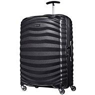 Samsonite SPINNER 81/30 Black – LITE-SHOCK 1 - Cestovný kufor s TSA zámkom