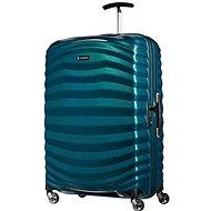 Samsonite SPINNER 75/28 Petrol Blue – LITE-SHOCK 1 - Cestovný kufor s TSA zámkom