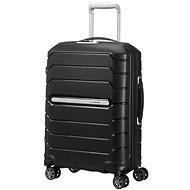 Samsonite Flux SPINNER 55/20 EXP Black - Cestovný kufor s TSA zámkom
