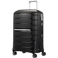 Samsonite Flux SPINNER 69/25 EXP Black - Cestovný kufor s TSA zámkom