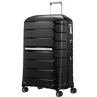 Samsonite Flux SPINNER 75/28 EXP Black - Cestovný kufor s TSA zámkom