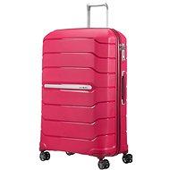 Samsonite Flux SPINNER 69/25 EXP Granita Red - Cestovný kufor s TSA zámkom