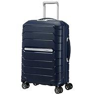Samsonite Flux SPINNER 55/20 EXP Navy Blue - Cestovný kufor s TSA zámkom