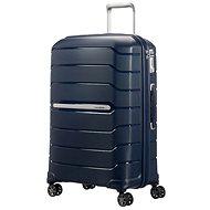 Samsonite Flux SPINNER 69/25 EXP Navy Blue - Cestovný kufor s TSA zámkom