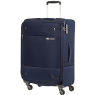 Samsonite Base Boost SPINNER 66/24 EXP Navy Blue - Cestovný kufor s TSA zámkom