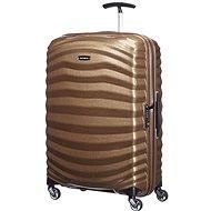 Samsonite SPINNER 69/25 Sand – LITE-SHOCK 1 - Cestovný kufor s TSA zámkom
