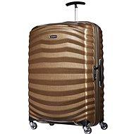 Samsonite SPINNER 75/28 Sand – LITE-SHOCK 1 - Cestovný kufor s TSA zámkom
