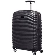 Samsonite SPINNER 55/20 Black – LITE-SHOCK 1 - Cestovný kufor s TSA zámkom