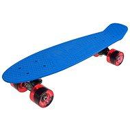 """Sulov Retro Venice modro-červený veľ. 22"""" - Plastový skateboard"""