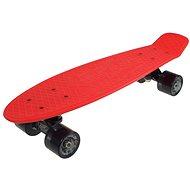 """Sulov Retro Venice červeno-černý veľ. 22"""" - Plastový skateboard"""