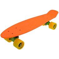 "Sulov Neon Speedway orange-yellow size 22"" - Penny Board"