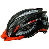 Haven Toltec II čierna / červená veľkosť L / XL - Prilba na bicykel