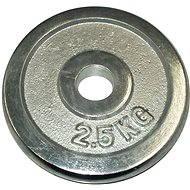 Acra Chrome weight 2.5kg/25mm rod - Disc