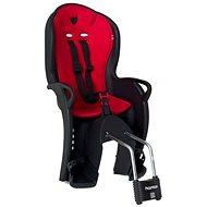 Hamax Kiss čierna/červená - Detská sedačka na bicykel