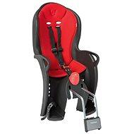 Hamax Sleepy čierna/červená - Detská sedačka na bicykel