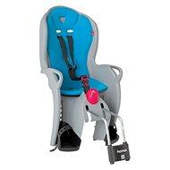 Hamax Sleepy svetlo sivá/modrá - Detská sedačka na bicykel