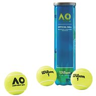Wilson AUSTRALIAN Open 4 ks - Tenisová lopta