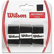 Wilson Pro SOFT OVERGRIP BK - Tenisový grip