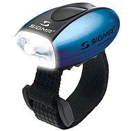 Sigma Micro modrá/predné svetlo LED-biela
