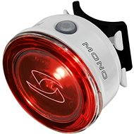 Sigma Mono RL biela - Svetlo na bicykel