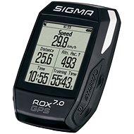 Sigma Rox 7.0 GPS čierny - Cyklocomputer