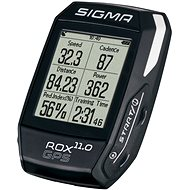 Sigma Rox 11.0 GPS Set čierna - Cyklocomputer