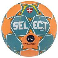 Select Mundo zeleno-oranžová - Hádzanárska lopta