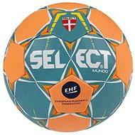 Select Mundo zeleno-oranžová veľkosť 2 - Hádzanárska lopta
