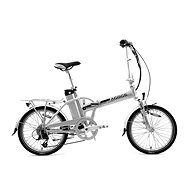 Agogs SilverGo 16 Ah - Electric Bike