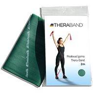 Thera-Band 2 m zelená - Posilňovacia guma