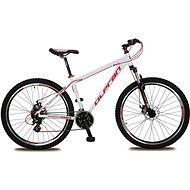 "Olpran Extreme disk 27,5 – S/17"" white/red/black - Horský bicykel 27,5"""