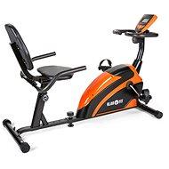 Klarfit Relaxbike 5G oranžový - Cyklotrenažér