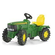 J. Deere 6920 - Šliapací traktor