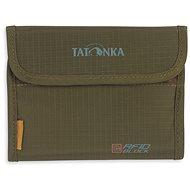 Euro wallet RFID B, olive - Peňaženka