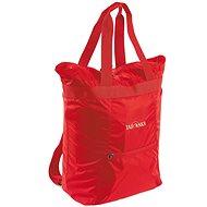 Tatonka Market Bag, red - Nákupná taška