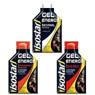 ISOSTAR 35 g gel coffein - Energetický gél