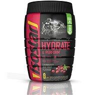 Isostar 400 g powder hydrate & perform, brusnica - Iontový nápoj