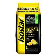 Isostar 1,5 kg powder hydrate & perform, citrón - Iontový nápoj