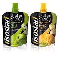 Isostar Actifood 90 g - Energetický gél