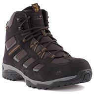 Jack Wolfskin Vojo Hike 2 Texapore Mid M Black - Outdoorové topánky