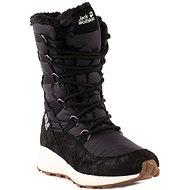 Jack Wolfskin Nevada Texapore High W Black - Outdoorové topánky