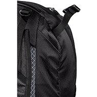 Turistický batoh Jack Wolfskin Kingston 16 Pack – čierny